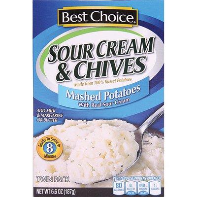 Best Choice Scrambled Mashed Potatoes