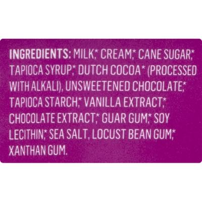 Alden's Organic Ice Cream, Organic, Vanilla & Chocolate Swirl