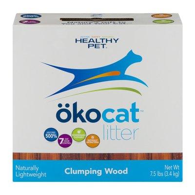 okocat Litter Clumping Wood
