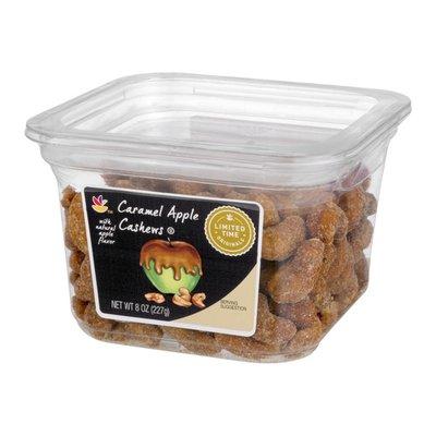 Ahold Cashews Caramel Apples