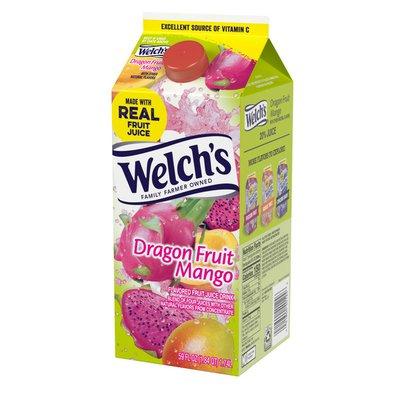 Welch's Dragon Fruit Mango Flavored Fruit Juice Cocktail Blend