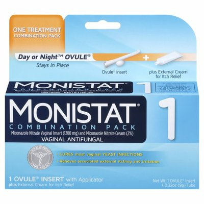 MONISTAT 1 Combination Pack Variety Pack