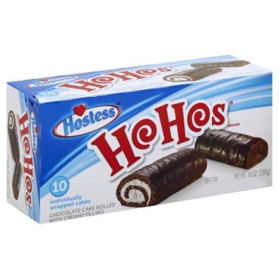 Hostess Chocolate HoHos