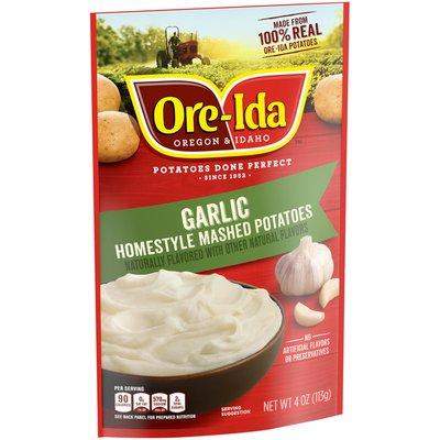 Ore-Ida Garlic Homestyle Mashed Potatoes Side Dish