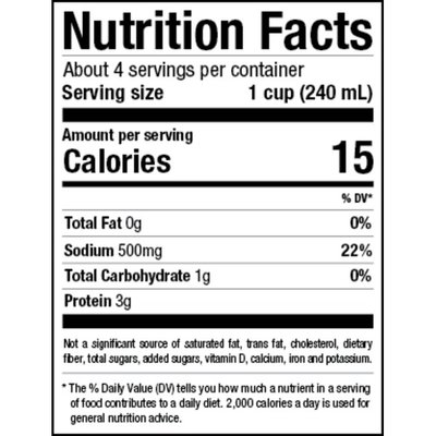 Pacific Foods Foods Organic Beef Broth