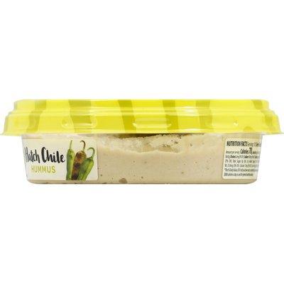 Lantana Hummus, Hatch Chile