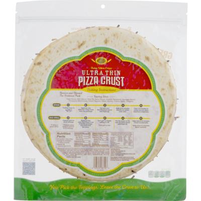 Golden Home Pizza Crust, Ultra Thin