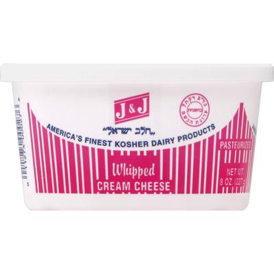 J&j Cream Cheese, Whipped