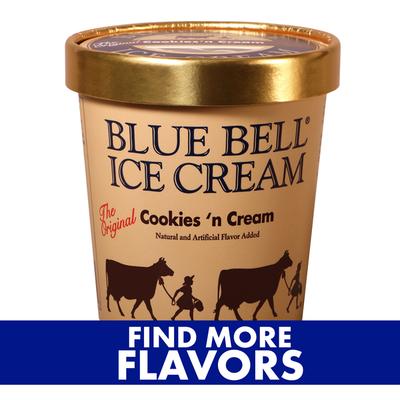 Blue Bell All Varieties