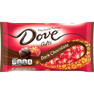 Dove Promises Holiday Gift Dark Chocolate Christmas Candy