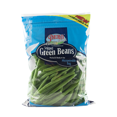 Pero Family Farms Snipped Green Beans