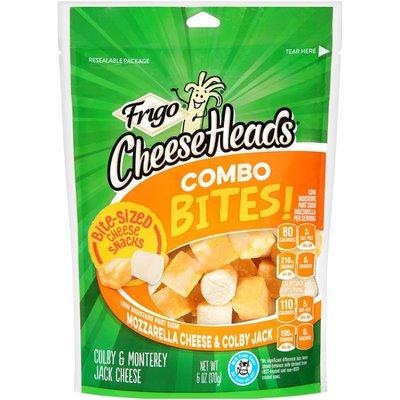 Frigo Combo Bites! Mozzarella & Colby Jack Cheese