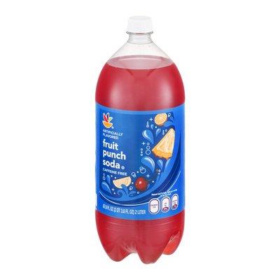 SB Fruit Punch Soda