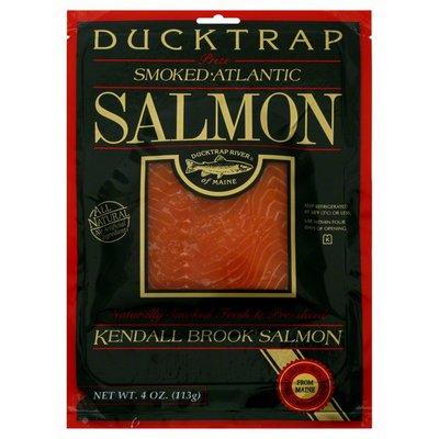Ducktrap River of Maine Smoked Atlantic Salmon