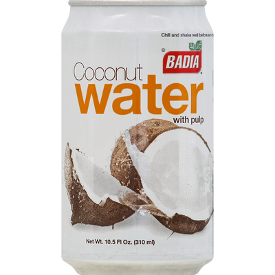 Badia Spices Coconut Water with Pulp