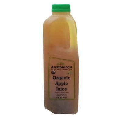 Andronico's Organic Apple Juice