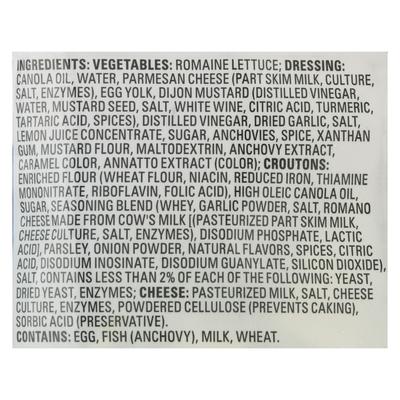 Fresh Express Salad Kit, Caesar