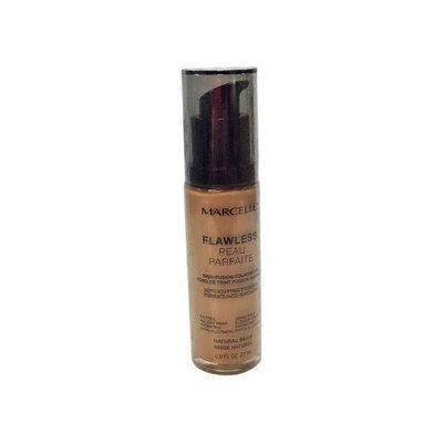 Marcelle Natural Beige Hypoallergenic & Fragrance-Free Flawless Foundation