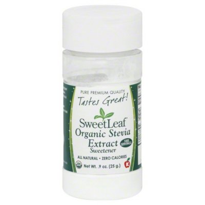 Sweet Leaf Tea Co Organic Stevia Leaf Extract