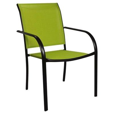 Sunjoy Chair, Stacking, Green