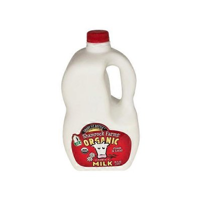 Shamrock Farms Organic Whole Milk