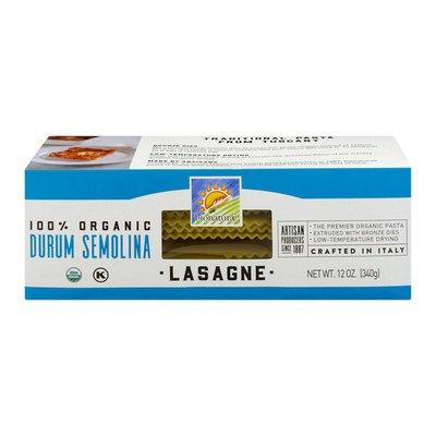bionaturae 100% Organic Durum Semolina Lasagne