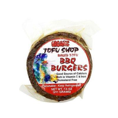 Tofu Shop Bbq Burger