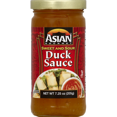 ASIAN GOURMET Duck Sauce, Sweet and Sour