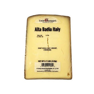 Alta Badia Italian Cheese