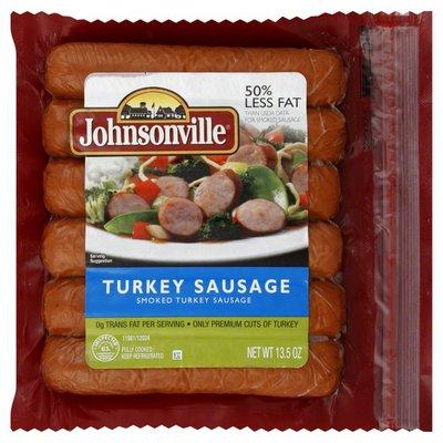 Johnsonville Sausage Turkey Smoked Sausage