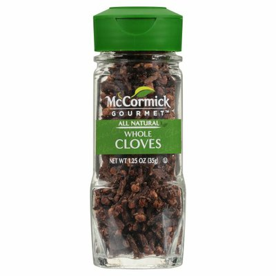 McCormick Gourmet™ All Natural Whole Cloves