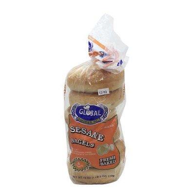 Global Sesame Bagels