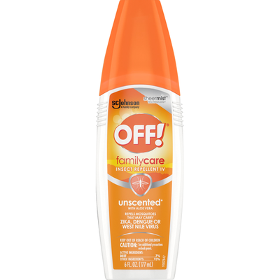 Off! Insect Repellent IV Unscented