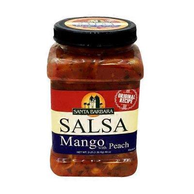 Santa Barbara Olive Co. Mango Salsa With Peach, Medium