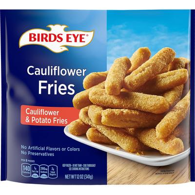 Birds Eye Cauliflower & Potato Fries