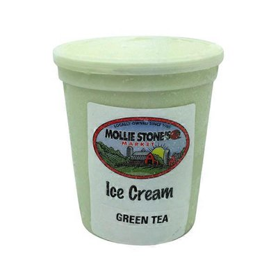 Mollie Stone's Green Tea Ice Cream
