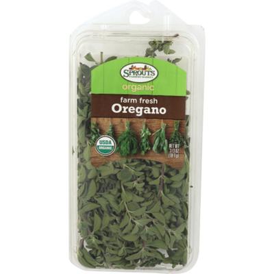 Sprouts Organic Fresh Oregano
