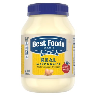 Best Foods Mayonnaise Real