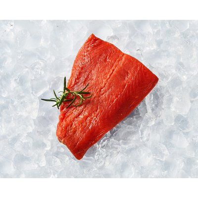 Previously Frozen Kosher Sockeye Salmon Fillets