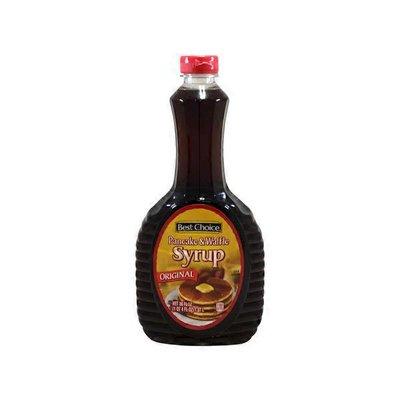 Best Choice Pancake & Waffle Syrup