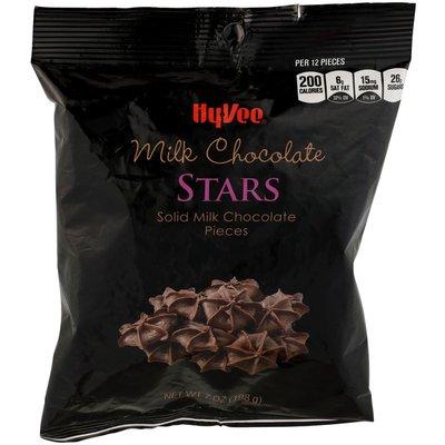Hy-Vee Solid Milk Chocolate Pieces