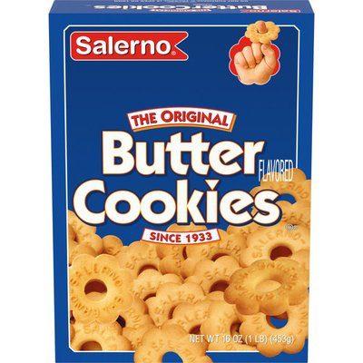 Salerno® Butter Flavored Cookies