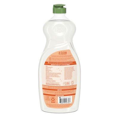 Seventh Generation Dish Liquid Soap Clementine Zest & Lemongrass
