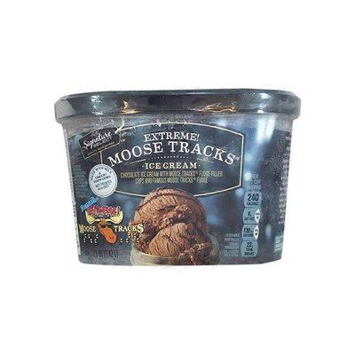 Signature Select Ice Cream, Denali Extreme! Moose Tracks