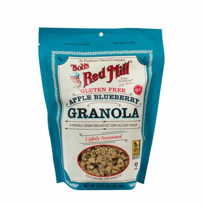 Bob's Red Mill Apple Blueberry Granola, Gluten Free
