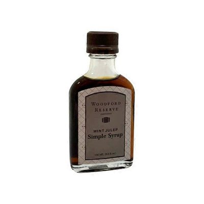 Woodsford Reserve Mint Julep Simple Syrup Cocktail Mixer