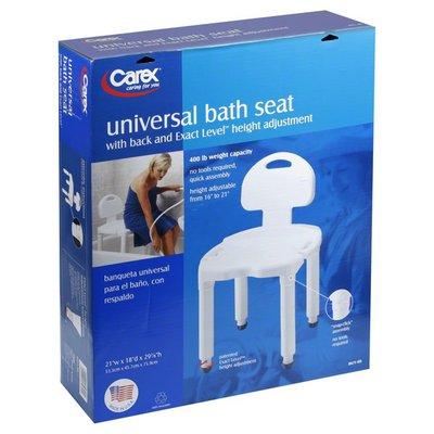 Carex Bath Seat, Universal