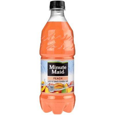 Minute Maid Peach, Fruit Juice Drink