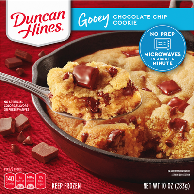 Duncan Hines Cookie, Chocolate Chip