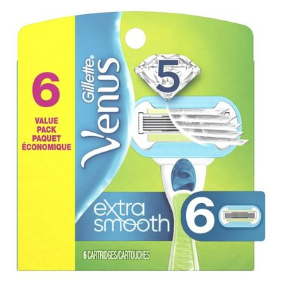 Venus Extra Smooth Women's Razor Blade